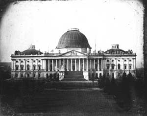 John BLUMBE, Capitol Building, Washington, 1845..